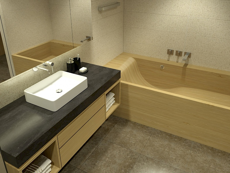 Wooden Bathtubs And More For Your Bathroom Alegna